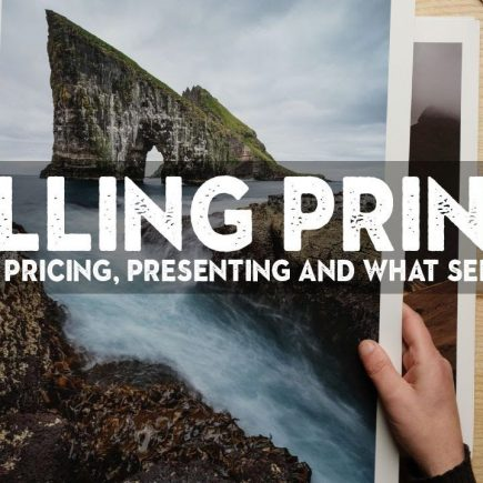 How to market and sell your landscape photography prints