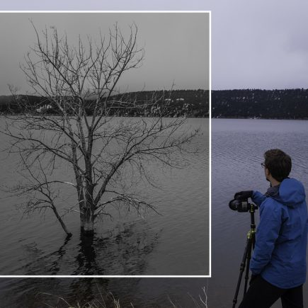 How to Stay Productive in Bad Weather for Landscape Photography